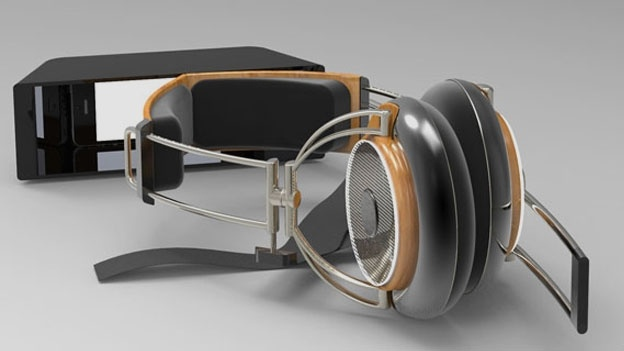 The Concept of iPhone Headset