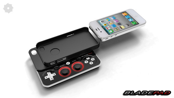 Bladepad for iPhone 5