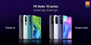 Xiaomi Mi Note 10 Lite price in Pakistan